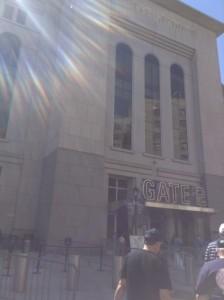 Yankee Stadium Gate 2