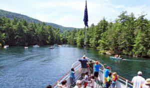 lakegeorgesteamboatcompany